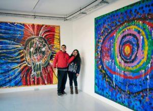 Siddharth Gadjyar, Einzelausstellung im Rahmen der Kollaboration zwischen Project Art Works und Phoenix Art Space