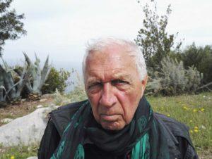 Ein Porträt von Jimmie Durham.