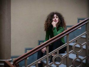 Portrait of Pınar Öğrenci