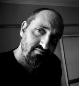 Portrait of Safdar Ahmed