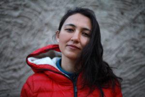 Porträt von Saodat Ismailova